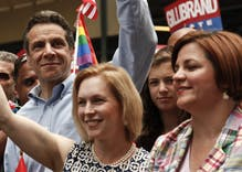 Kirsten Gillibrand released her 'LGBTQ rights agenda.' But is it remotely possible?