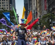 Queer people basically want everyone to be at Pride (except Taylor Swift)