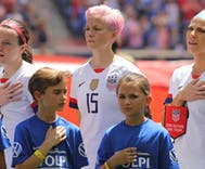 Out soccer star Megan Rapinoe says she's 'not going to the f–king White House' after World Cup