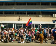 Pride in Pictures: Johannesburg's Pride parade is the biggest in Africa & there's a reason why