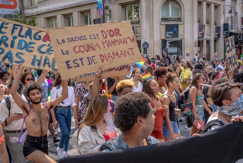 Pride in Pictures: Paris