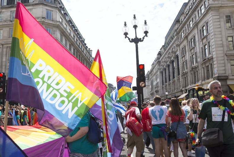 Pride in Pictures: London