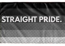 Show off your Straight Pride with a bunch of gray crap you can buy online