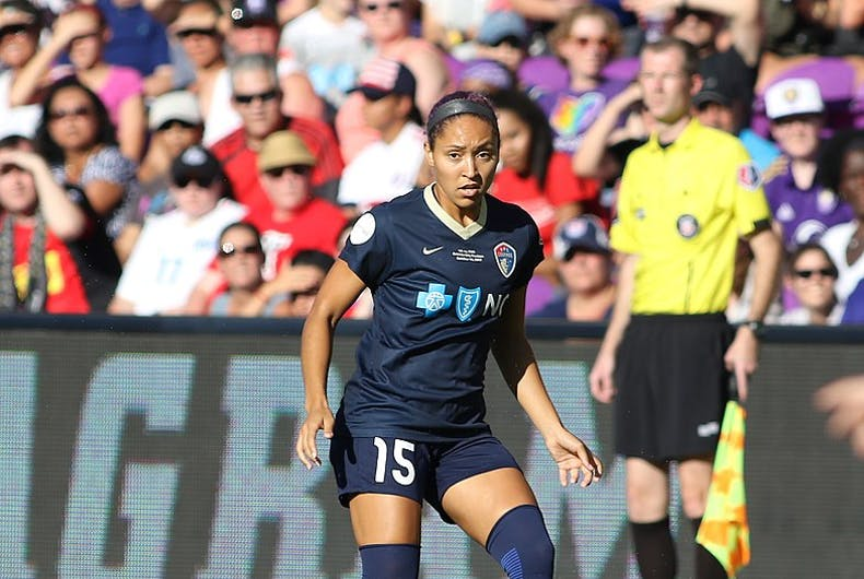 The religious right has found its own anti-LGBTQ soccer player to counter Megan Rapinoe