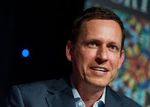 Gay Trump supporter Peter Thiel continues saying stupid stuff, but manages to get something right