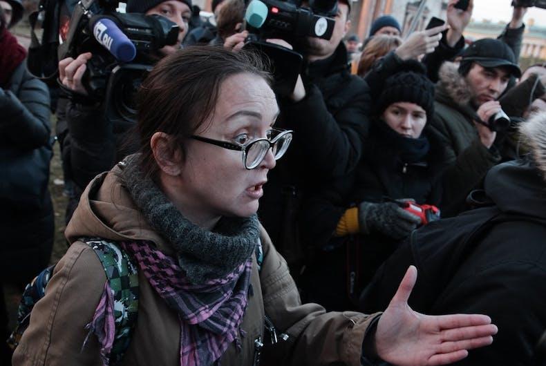 Yelena Grigorieva