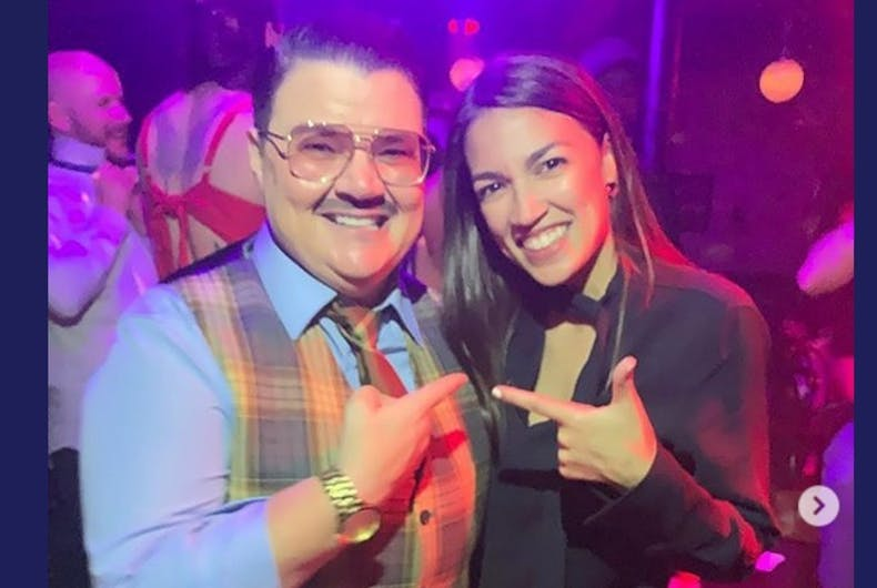 Murray Hill and Alexandria Ocasio-Cortez