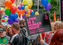 UK Parliament votes to institute marriage equality in Northern Ireland if locals can't get it done