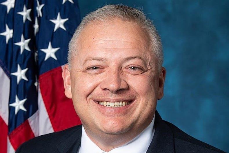 Denver Riggleman, Republican Virginia, gay marriage