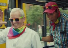 Young people go to Pride with LGBTQ elders. Grab your tissues.