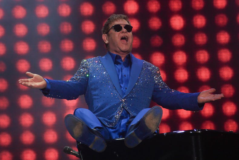 Elton John, alcoholism, recovery, substance abuse, sobriety, sober spaces