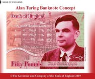 Gay mathematician Alan Turing will be honored on the £50 note