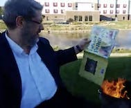 Judge refuses to dismiss charges against pro-Nazi, LGBTQ book-burning Christian