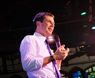 Is Pete Buttigieg counting on a brokered convention to win the Democratic nomination?