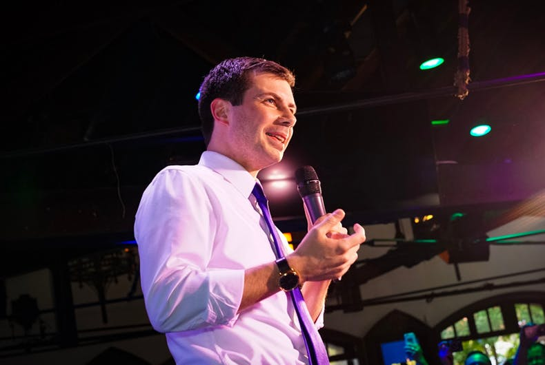 Pete Buttigieg, New Republic