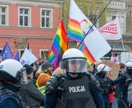 How did violence against LGBTQ people in Poland get so aggressive suddenly?