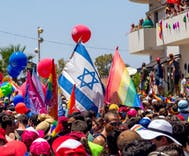 Pride in Pictures: Tel Aviv has one of the largest Pride Parades in Asia