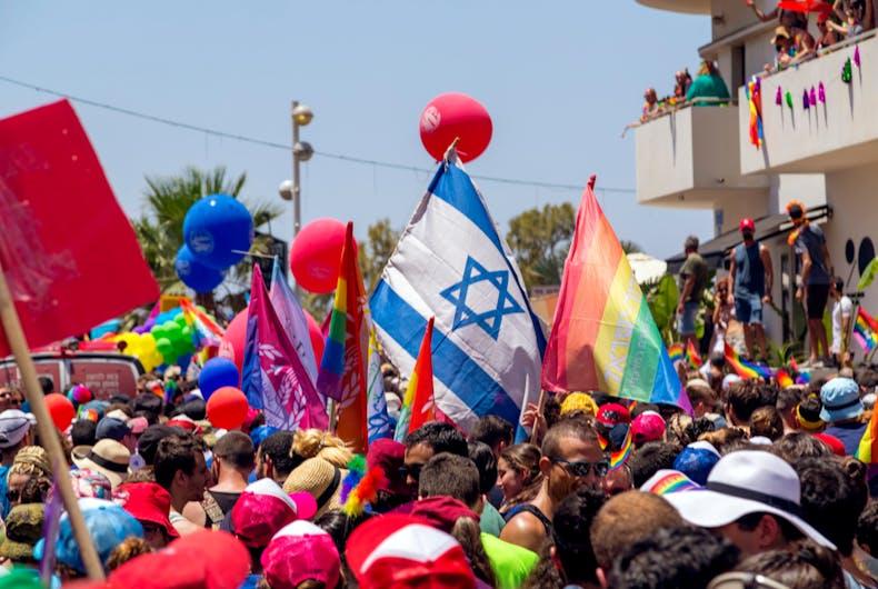 Pride in Pictures: Tel Aviv