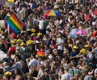 Pride in Pictures: Berlin attracts over half a million people to its Pride Parade