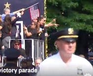Live now: Watch the ticker-tape parade for U.S. women's soccer team World Cup win
