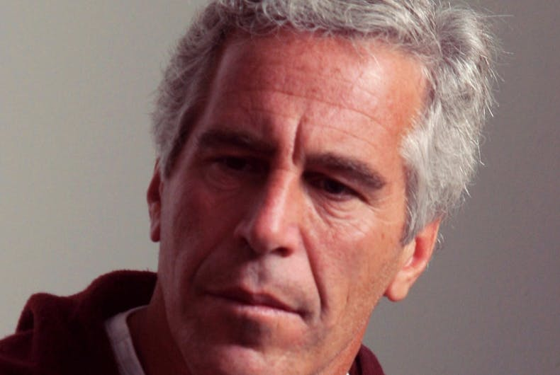 Jeffrey Edward Epstein was an American financier and convicted sex offender.