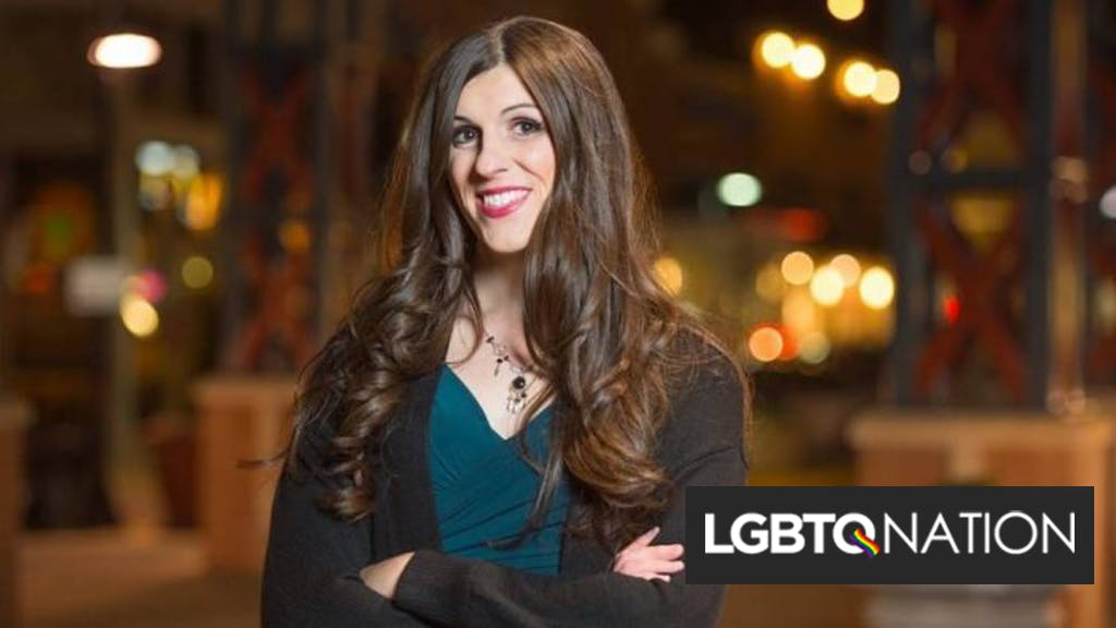 A teacher demonized a trans student before the state legislature. Then a delegate rose to speak.