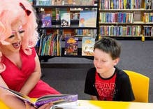 NYC city council invests thousands into drag queen story hour program
