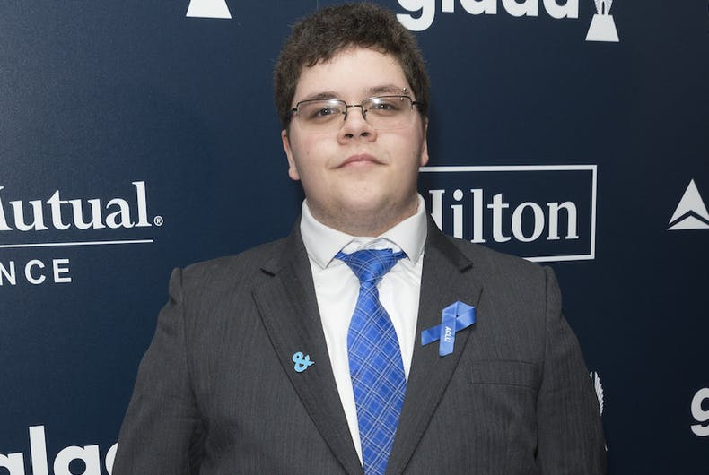 Gavin Grimm, transgender, bathroom, court case, trans man, Gloucester County School Board