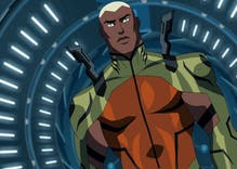 Aquaman comes out in DC Comics 'Young Justice: Outsiders' animated series
