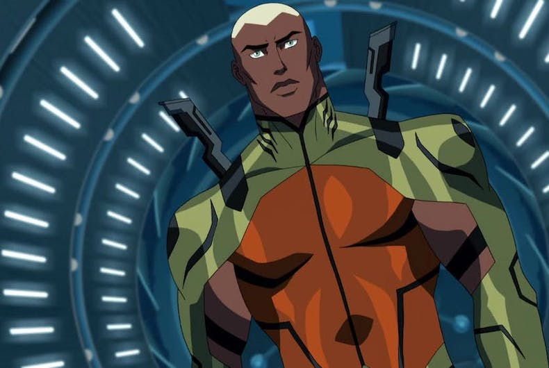 Kaldur Aquaman, Young Justice, DC Comics