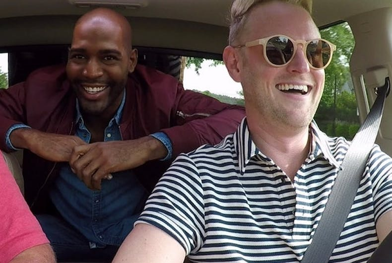 Karamo Brown, Bobby Burke, Sean Spicer, Queer Eye, Dancing with the Stars