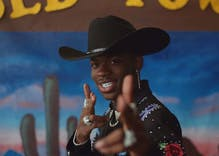 Lil Nas X is the first gay man to get a Country Music Award nomination
