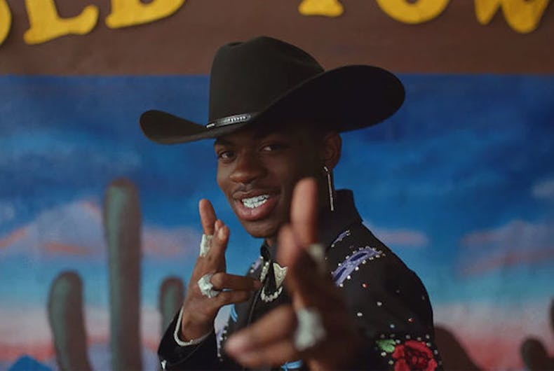 Old Town Road album art