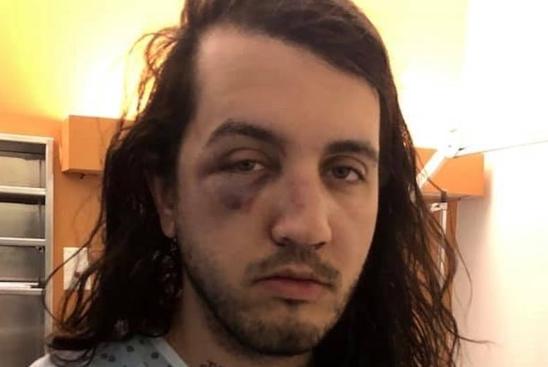 Alex James Taboureau, Markantoine Lynch Boisvert, gay bashing, Quebec Canada