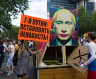 What's it like to be transgender in Russia?