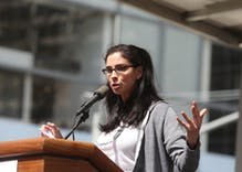 One of America's most antigay pastors has called for the death of Sarah Silverman
