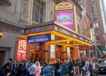 Broadway show closes with surprise ending when lesbian couple gets married on stage
