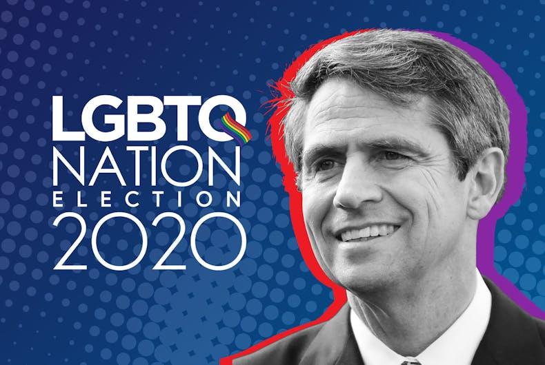 Joe Sestak - LGBTQ Nation Election 2020