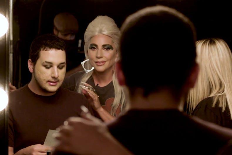 Lady Gaga surprised superfan Brandon Galaz