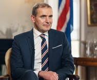 The president of Iceland trolled Mike Pence over LGBTQ rights