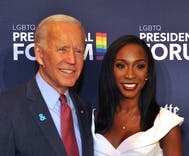 Warren shines, Buttigieg promises & Biden blunders at LGBTQ presidential forum