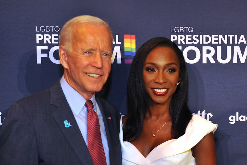 Warren shines, Buttigieg promises & Biden blunders at LGBTQ presidential forum