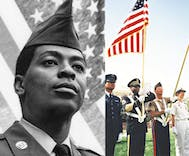 Meet Perry Watkins, the gay soldier the Supreme Court wouldn't let the Army discharge