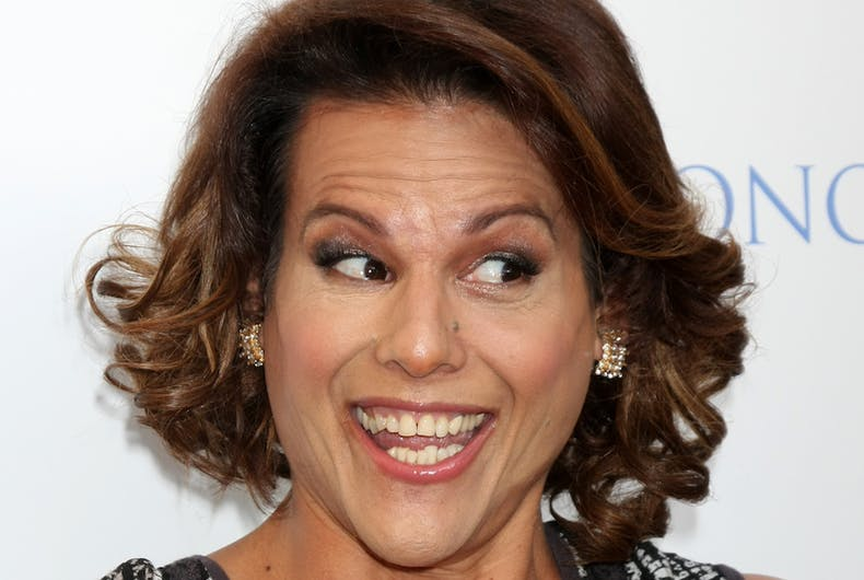 Alexandra Billings, Madame Morrible, Wicked, Broadway, history, transgender, actress, Transparent, actress