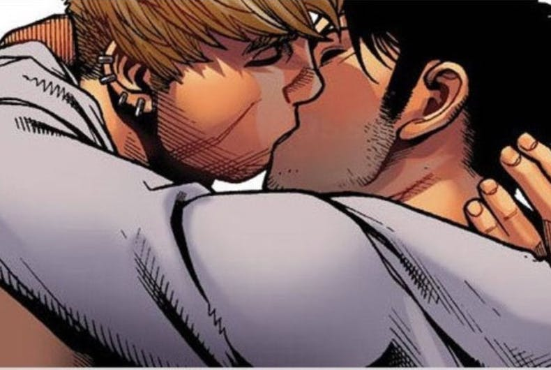 Rio International Book Biennial, Marvel Avengers, comic book, gay kiss, banned, Rio de Janeiro, Brazil, Hulkling and Wiccan