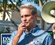 Gay Democratic donor Ed Buck was arrested after a third overdose in his home