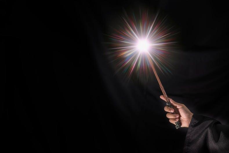 A magic wand