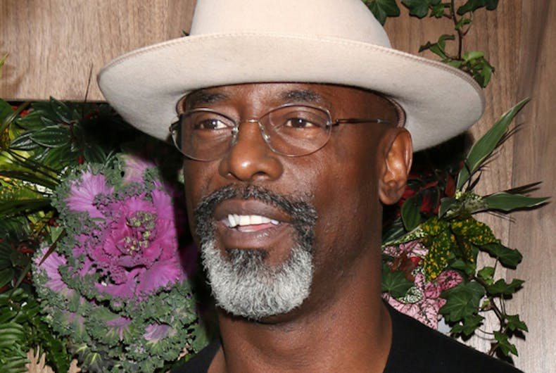 Isaiah Washington, Grey's Anatomy, Trump, homophobia