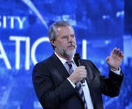 Jerry Falwell Jr was caught at a Miami nightclub & lied about it. Now the photos are coming out.