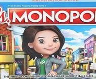 Hasbro's new Monopoly puts gender inequality on the board